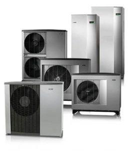 tepelné čerpadlo - heat pump